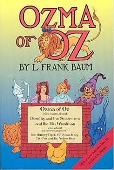 Paperback Ozma of Oz Book