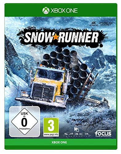 Snowrunner: Standard Edition USK/PEGI - Standard-Edition - [Xbox One]