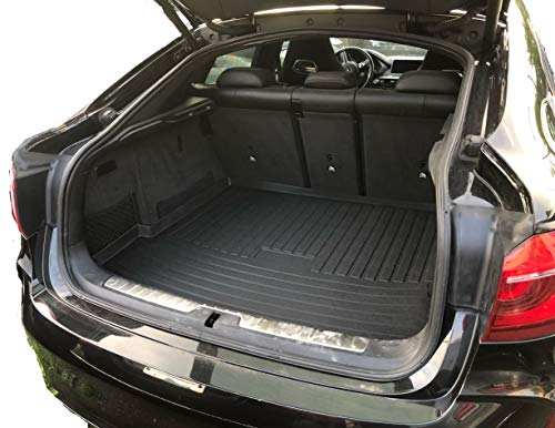 Laser Measured Trunk Liner Cargo Rubber Tray for BMW X6 2008-2019
