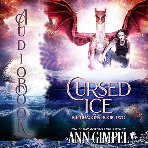 Cursed Ice audiobook cover art