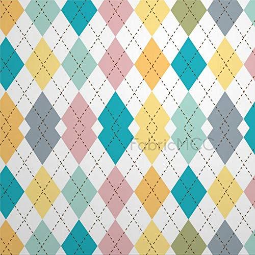 daoyiqi Juego de adhesivos decorativos para azulejos, diseño de cruz de 12 x 12 pulgadas, vinilo adhesivo para suelo de azulejos de vinilo resistente al agua, 12 unidades