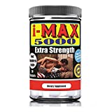 Male Energy Supplements Extra Strength Enhancement & Testosterone Supplements for Men, 120 Vegan Pills, Mood Booster