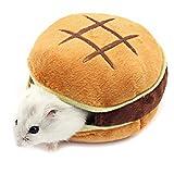 Literie pour hamster, chinchilla, hamac, maison pour hamster, écureuil, chinchilla, rat, jouant