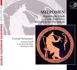 Melpomen: Ancient Greek Music