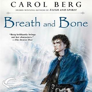 Breath and Bone audiobook cover art