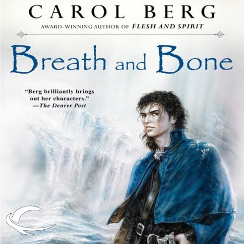 Breath and Bone audiobook cover art