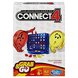 Travel Connect 4 game