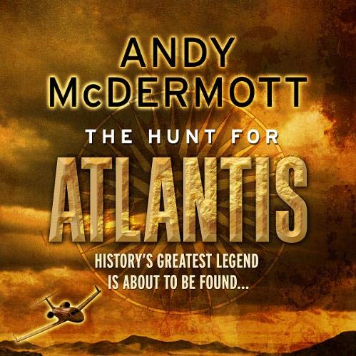 The Hunt for Atlantis cover art