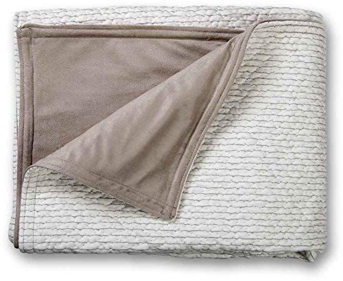 tz-gesundheit Erdungs Plush Decke (72x50 cm)