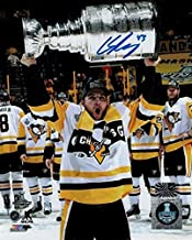 Conor Sheary Pittsburgh Penguins Signed Autographed 2017 Stanley Cup Raise 8x10