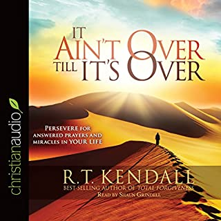 It Ain't over till It's over cover art