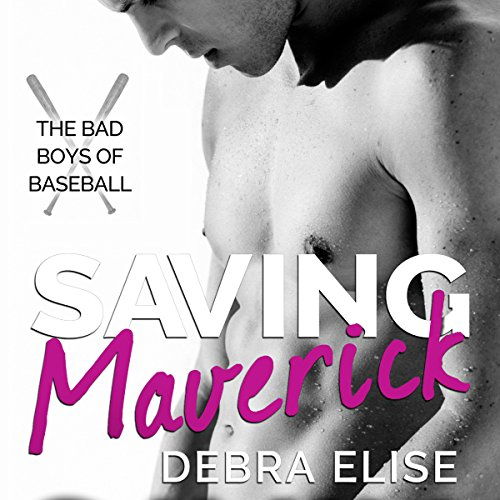 Saving Maverick audiobook cover art