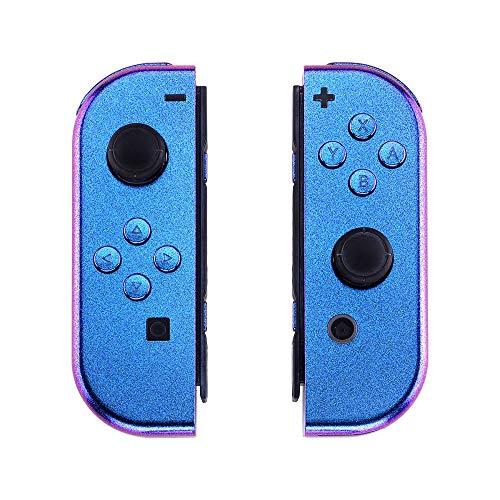 eXtremeRate Carcasa Joy-Con para Nintendo Switch Funda de Agarre de reemplazo Shell...