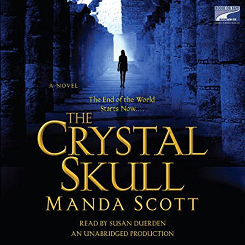 The Crystal Skull audiobook cover art