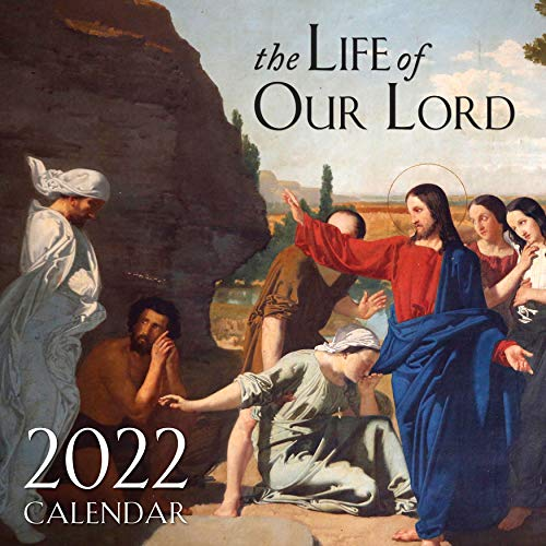 Compare Textbook Prices for 2022 The Life of Our Lord Wall Calendar  ISBN 9781505121223 by TAN Books