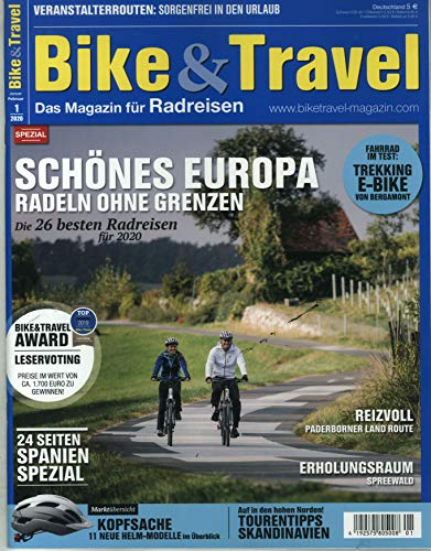 Bike & Travel Spezial 1/2020