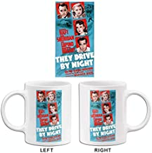 They Drive By Night - 1940 - Movie Poster Mug
