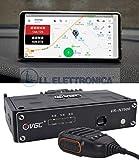 VGC VR-N 7500 ricetrasmettitore Dual Band FM 144/430 MHz 50W controllo via APP