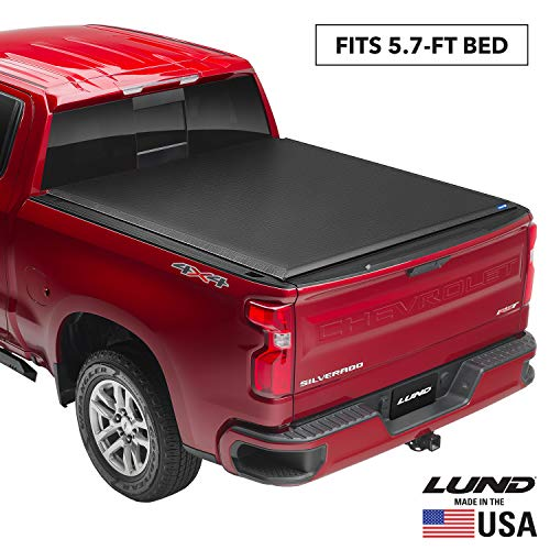 Lund Genesis Truck Bed Cover