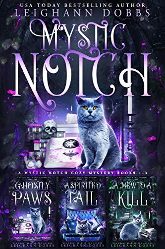 Mystic Notch Cozy Mystery Series Books 1-3 (Mystic Notch Cat Cozy Mysteries Box-Set Book 1) (English Edition)
