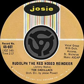 Rudolph The Red Nosed Reindeer / Shock-A-Doo [Digital 45]