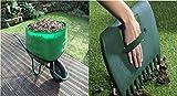 Wheelbarrow Booster/Leaf Grabber Set