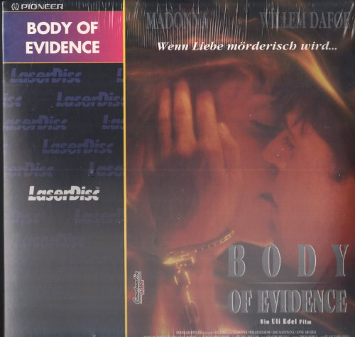 Body of Evidence [Laser Disc]