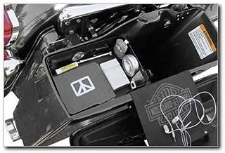 Hardbagger TS100HD Top Shelf™ Saddlebag Organizer For Harley-Davidson Hard Bags