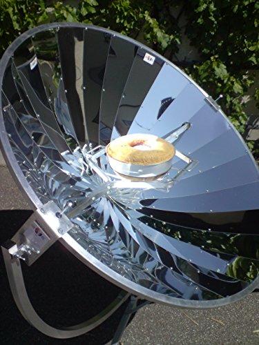 Solarbackset Omnia Backofen plus Solarkocher Premium11 - 5