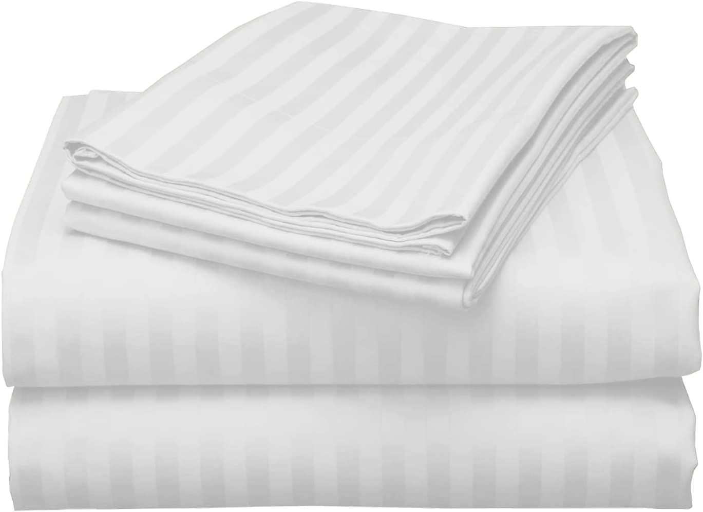 At the price of surprise Sheet Set Full Size 500 sale Count Egyptian 4 Piece Thread
