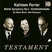 Symphony No.3 Kindertotenlieder