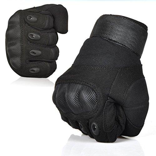 Freemaster Herren Outdoor-/Sport-Handschuhe, ganze Finger, zum arbeiten, für die Jagd und fürs Motorrad-/Radfahren, Klettern, Skilanglaufen, Handschuhe - 2