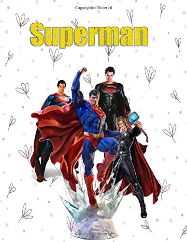 Superman: Learn to color Marvel Avengers, Favorite Heroes Edition - Learn to color your favorite characters, including superman, Iron Man, Captain America, Black Widow, and more.