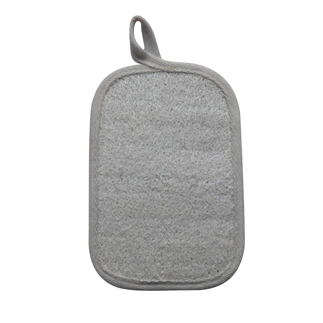 まさに欠陥コートHEALIFTY シャワーのための自然なLoofahのスポンジパッドの風呂の剥離Loofahのスポンジのスクラバー