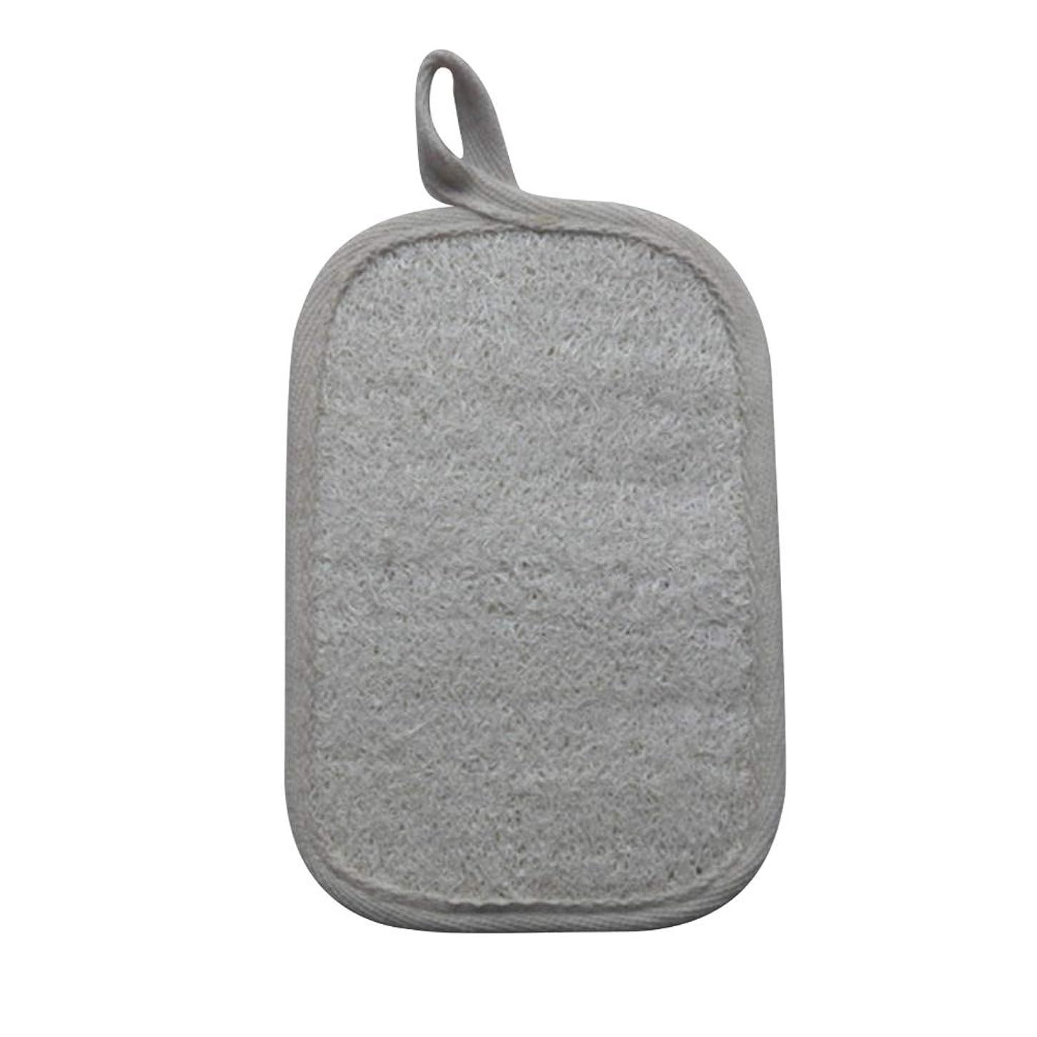 おいしいカテナ最小HEALIFTY シャワーのための自然なLoofahのスポンジパッドの風呂の剥離Loofahのスポンジのスクラバー