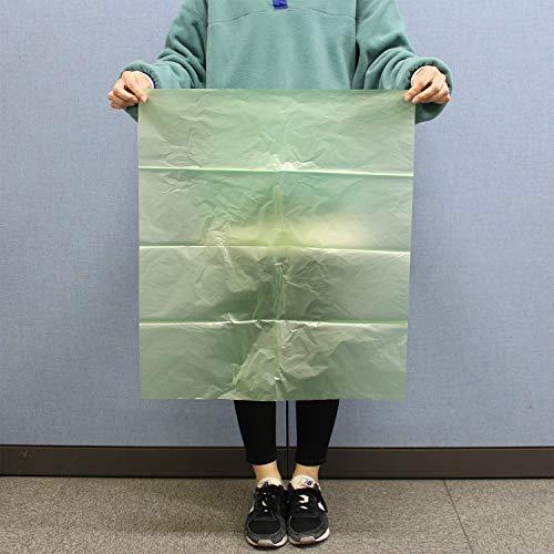 AS25消臭袋20L緑10枚0.025