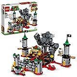 LEGO71369SuperMarioSet de Expansión: Batalla final en el Castillo de Bowser, Juguete de...