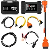 XTUNER Autool T1 Heavy Duty Truck Diesel Auto Diagnostic Code Scanner Tool WiFi&USB Diesel Code Reader Scan Tool Support Windows XP Windows 7 8 10
