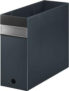 キングジム ファイルボックス フェイバリッツ A4 黒 FV4903Tクロ