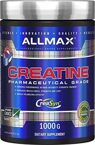 ALLMAX Nutrition Creatine Monohydrate Powder 1000g