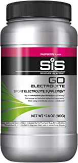 SCIENCE IN SPORT Electrolyte Powder, 36g Carbohydrates to Boost Endurance, Electrolytes to Enhance Hydration & Reduce Fati...