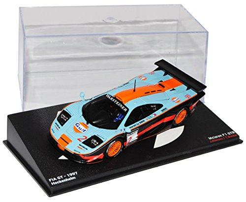 Ixo McLaren F1 GTR Fia GT Hockenheim 1997 1/43 by Altaya Modell...