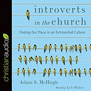 Introverts in the Church audiobook cover art