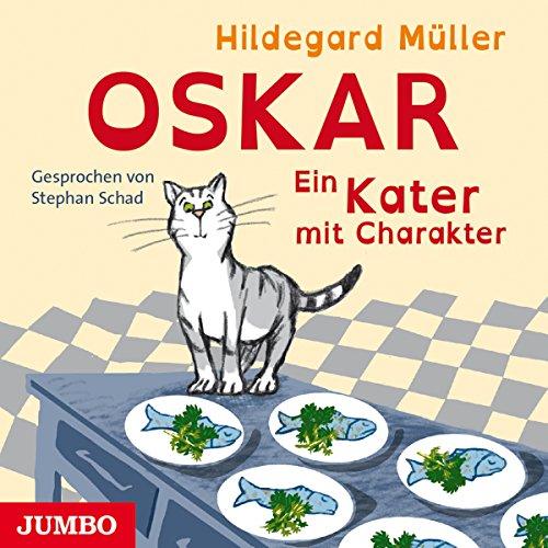 Oskar: Ein Kater mit Charakter Titelbild