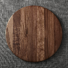 """Walnut Lazy Susan 18"""" in Specialty Serveware + Reviews 