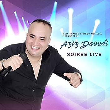 Soirée live (feat. Mohsin Anis)