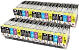 LC1280XL LC1240XL TONER EXPERTE 30 XL Cartucce d'inchiostro compatibili con Brother MFC-J430W MFC-J5910DW MFC-J625DW MFC-J6510DW MFC-J6910DW MFC-J825DW DCP-J525W DCP-J725DW DCP-J925DW | Alta Capacità