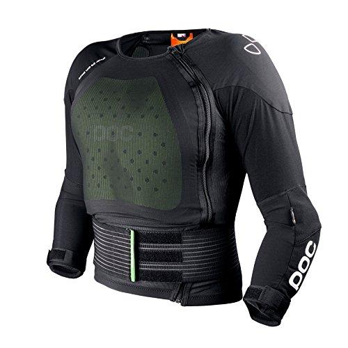 POC Spine VPD 2.0 Jacket - Protección espalda unisex, color negro, talla XS-S