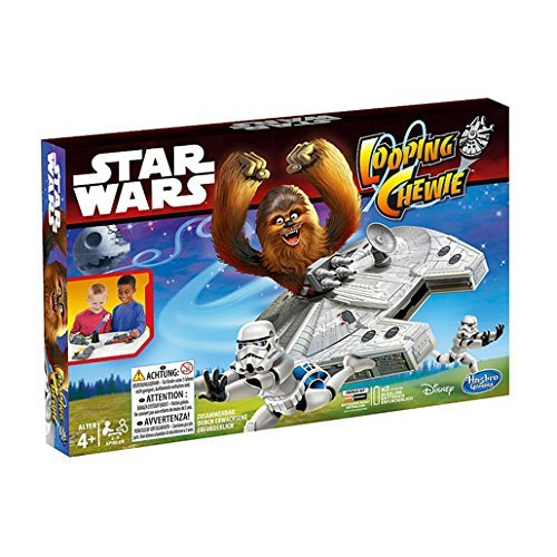 Star Wars Hasbro – B2354 Looping Chewie