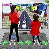 Somatosensory Game mat Fitness Exercise Weight Loss Running Blanket Household Dancing mat Multi-Function Non-Slip Yoga mat Smart Camera Dancing mat
